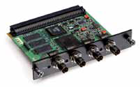 Dual 3G SD/HD-SDI Input Card