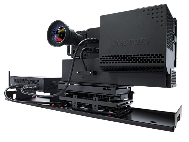 Rear Screen Projectors